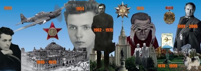 Зиновьев Александр Александрович: Хронология жизни