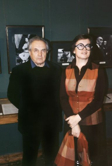 Александр и Ольга Зиновьевы