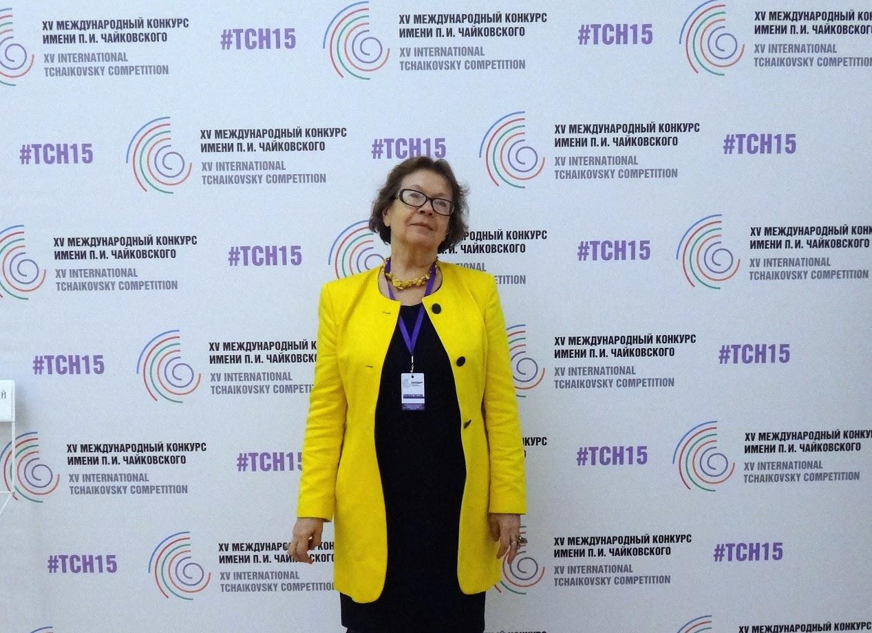 Olga Zinoviev on #TCH15