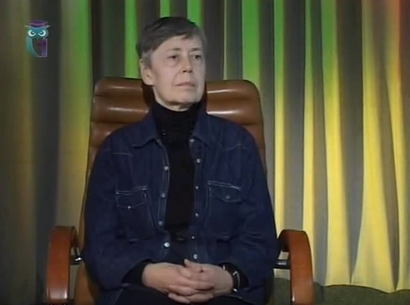 Тамара Зиновьева на СГУ ТВ
