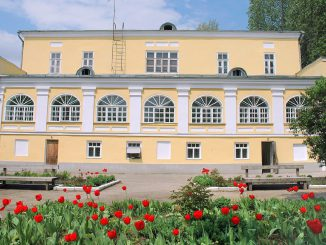 Здание музея К.А.Федина