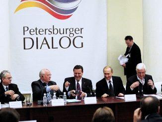 Форум гражданских обществ России и Германии «Петербургский диалог»