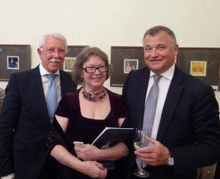 Treffen mit dem Generalkonsul der Russischen Föderation in München