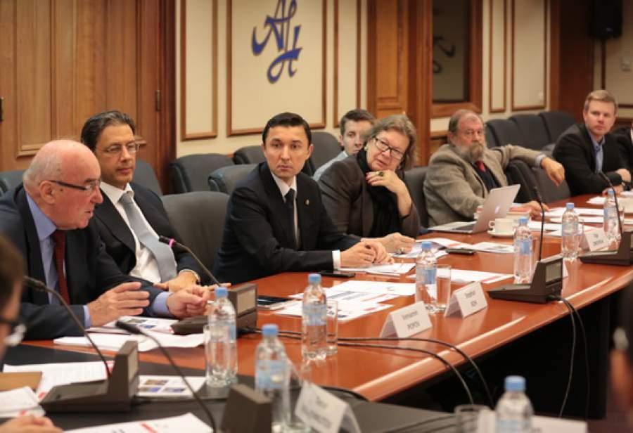 Ольга Зиновьева встретилась с интеллектуалами из Саудовской Аравии