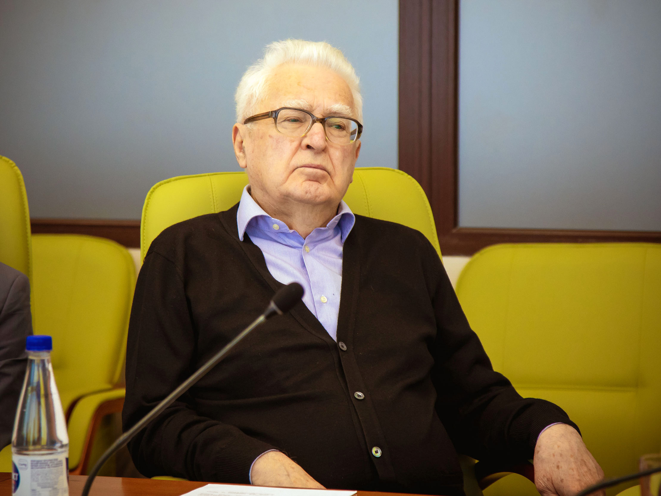 Академик РАН Абдусалам Абдулкеримович Гусейнов