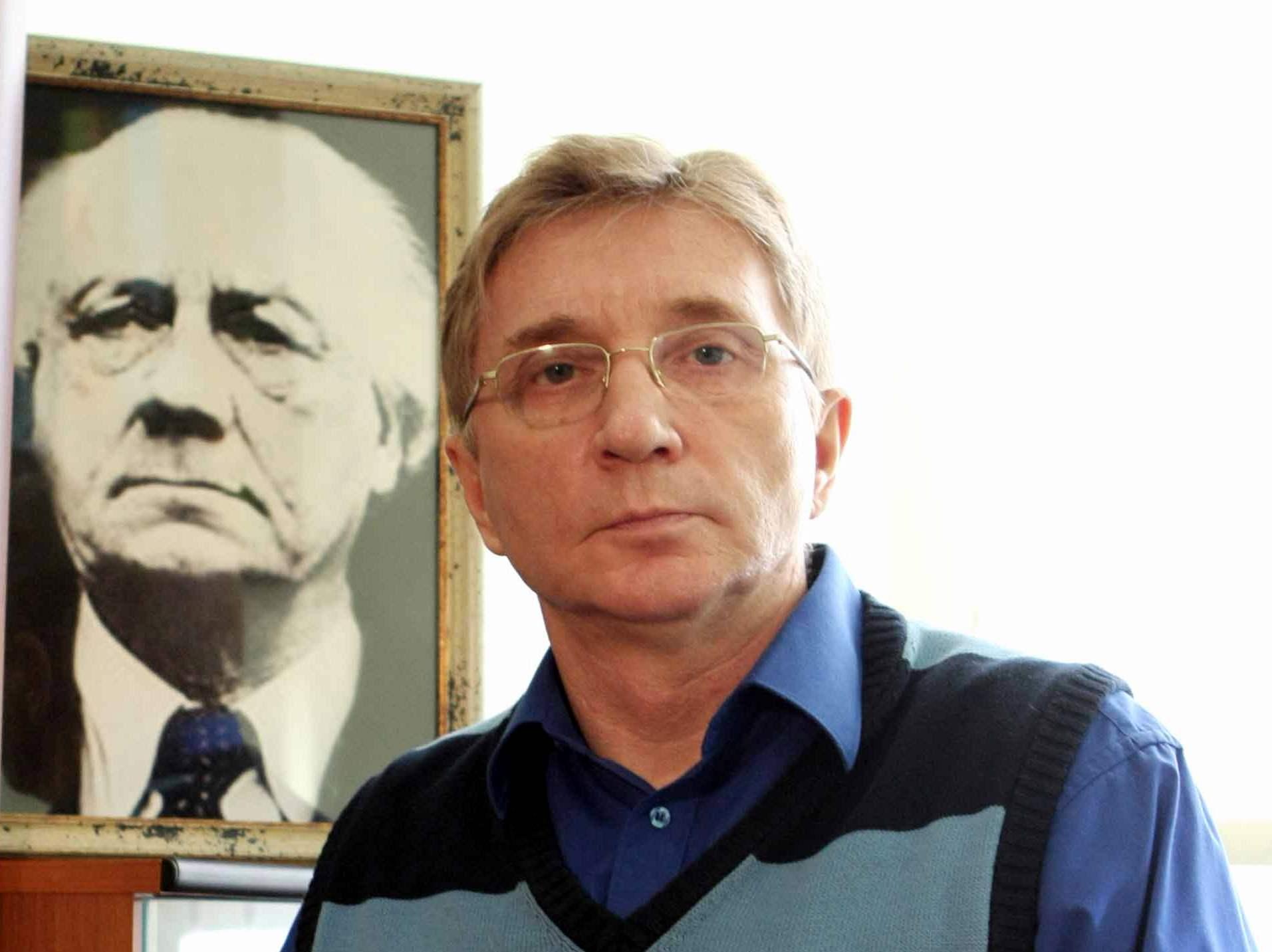 Никольский Сергей Анатольевич