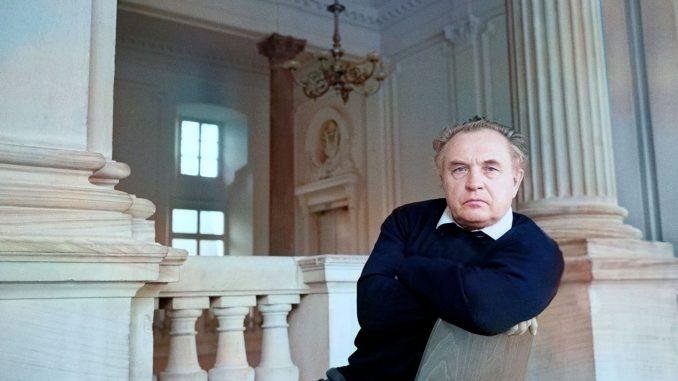Alexander Zinoviev, October 21,1989
