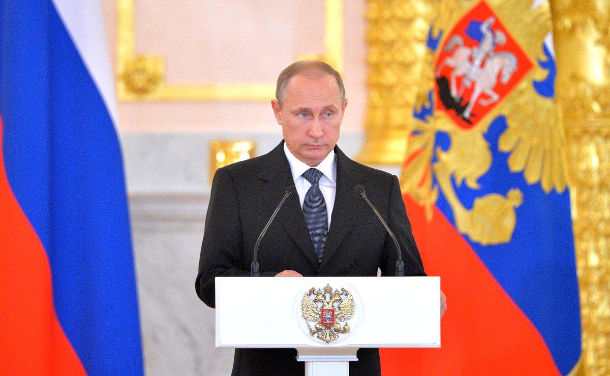 Президент России Владимир Путин подписал указ о праздновании 100-летия философа Александра Зиновьева