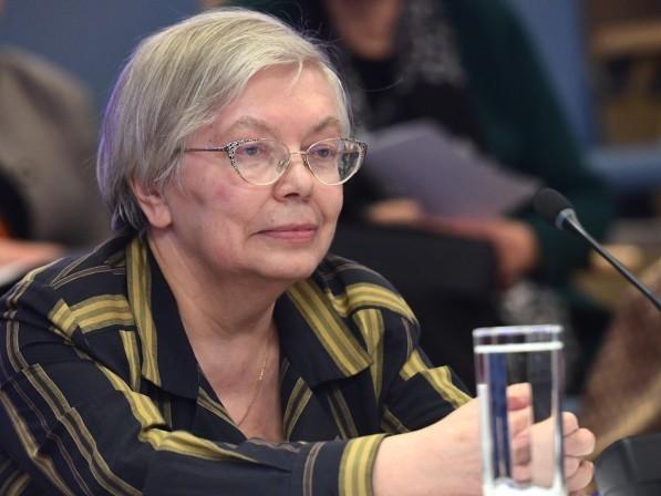 Анастасия Михайловна Федина (1945-2021)